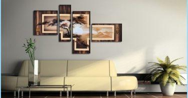 Modular interior painting