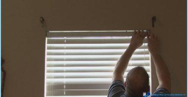 วิธีการติดตั้งบานประตูหน้าต่างด้วยมือของเขา
