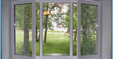 วิธีการป้องกันหน้าต่างพลาสติก: soffits, ธรณีประตูหน้าต่าง
