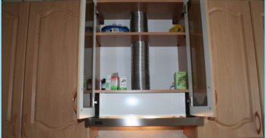 วิธีการติดตั้งเครื่องดูดควันในห้องครัวของตัวเอง