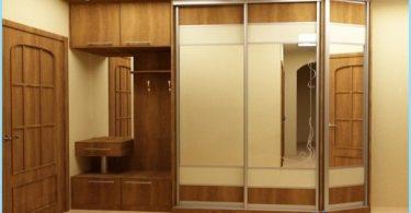 ตู้เสื้อผ้าการออกแบบในห้องโถง
