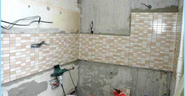 รูปแบบของการเดินสายไฟในห้องน้ำ