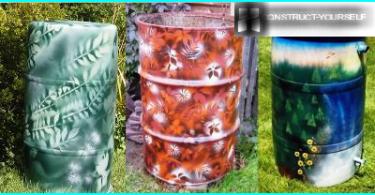 ชุด flowerbed ช่วยเหลือที่กระท่อมของพวกเขาในช่วงฤดูร้อน: วิธีการปลูกสมุนไพร